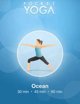 Pocket Yoga iphone app